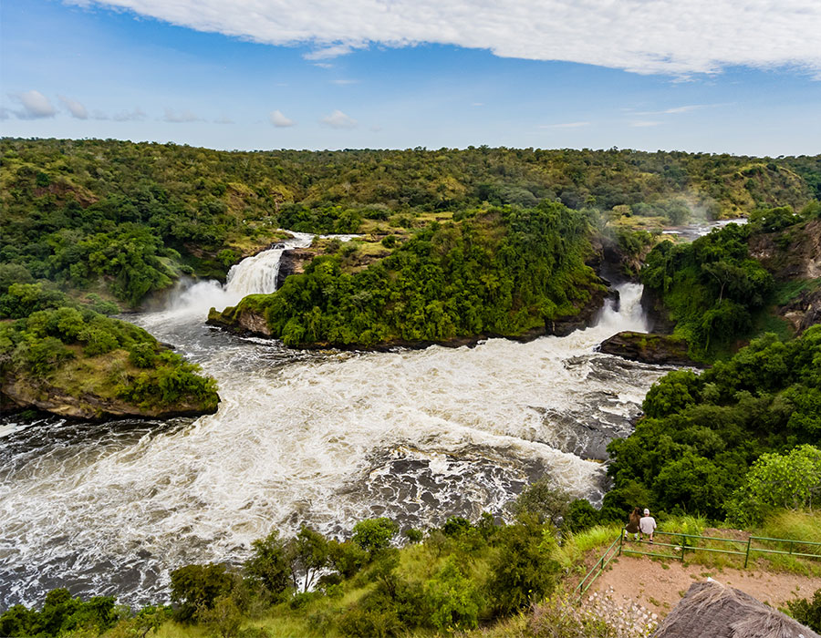 Murchison Falls National Park  -