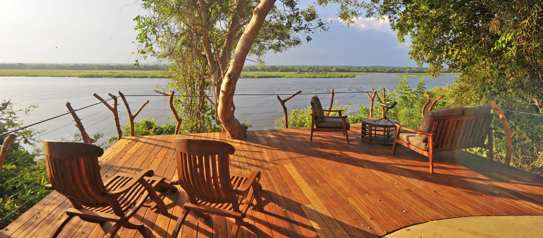 Nile Safari Lodge- Murchison Falls National